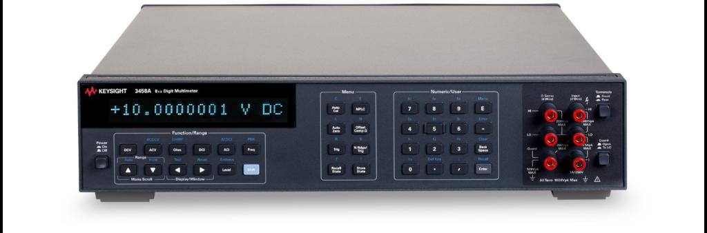 Keysight 3458A Digitalmultimeter